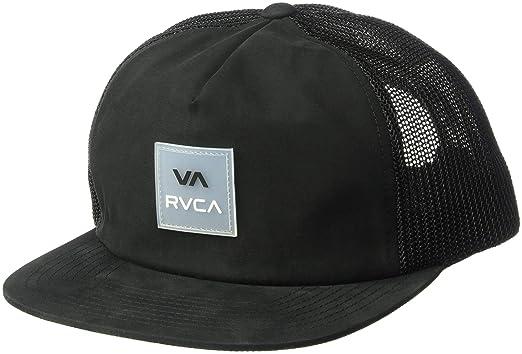 3b7ad549b79 Amazon.com  RVCA Men s VA All The Way MESH Back Trucker HAT