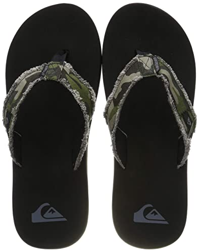 7327f4a752f7 Quiksilver Men s Monkey Abyss Beach   Pool Shoes  Amazon.co.uk ...