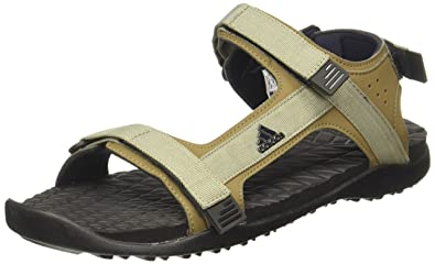 36a7e4b356d1 Adidas Men s Ravish M Tracar Traoli Legink Sandals and Floaters - 9 ...