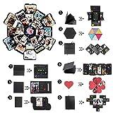 Creative Explosion Gift Box, Love Memory DIY Photo