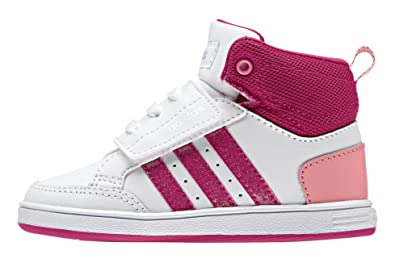 Basses Enfant Cmf Mid Mixte Inf Adidas Vlneo Hoops Amazon Baskets 7wxcO6