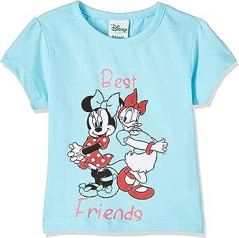 Disney Baby Girls Mickey & Friends T-shirts