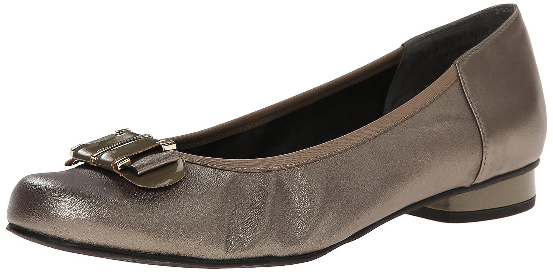 Wanted Shoes Womens Emerald Ballerina Flat