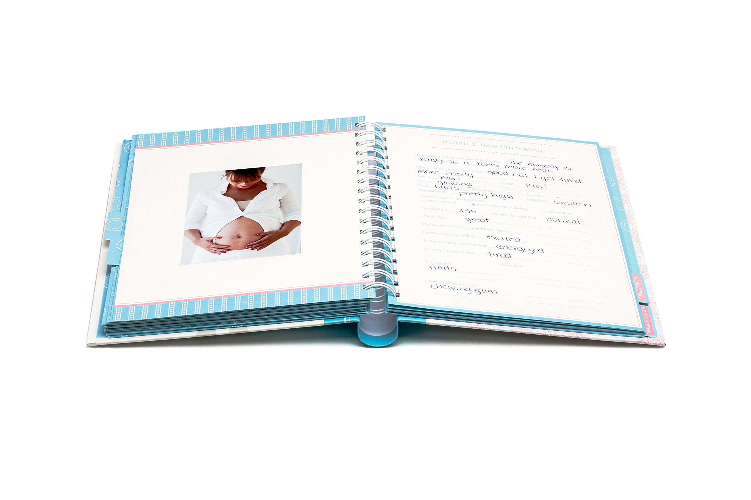 Pearhead Pregnancy Journal, Multicolored