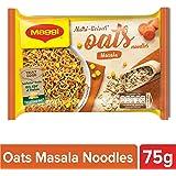 Maggi Nutri-Licious Oats Noodles, Masala – 75g Pouch
