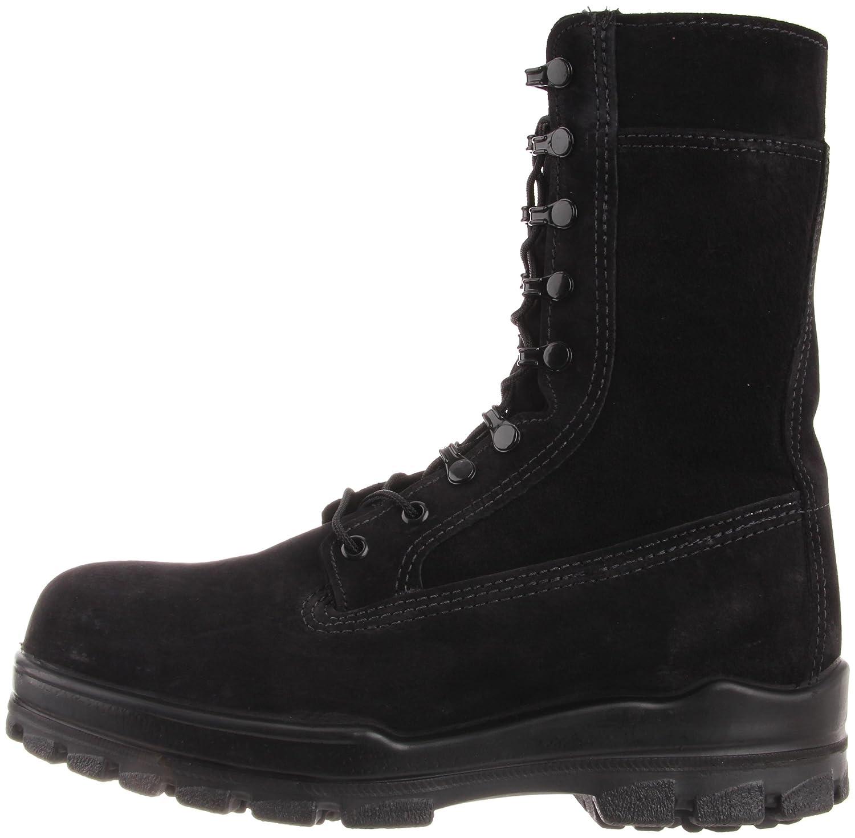 090f102fda0 Bates Men's 9 Inches Suede Durashocks Steel Toe Work Boot