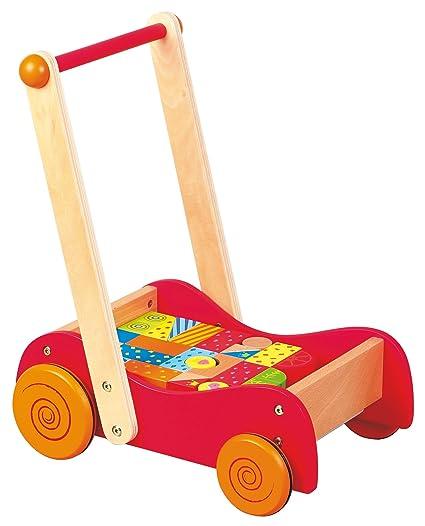 New Classic Toys 1300 Multicolore Girello Per Bambino Amazon It