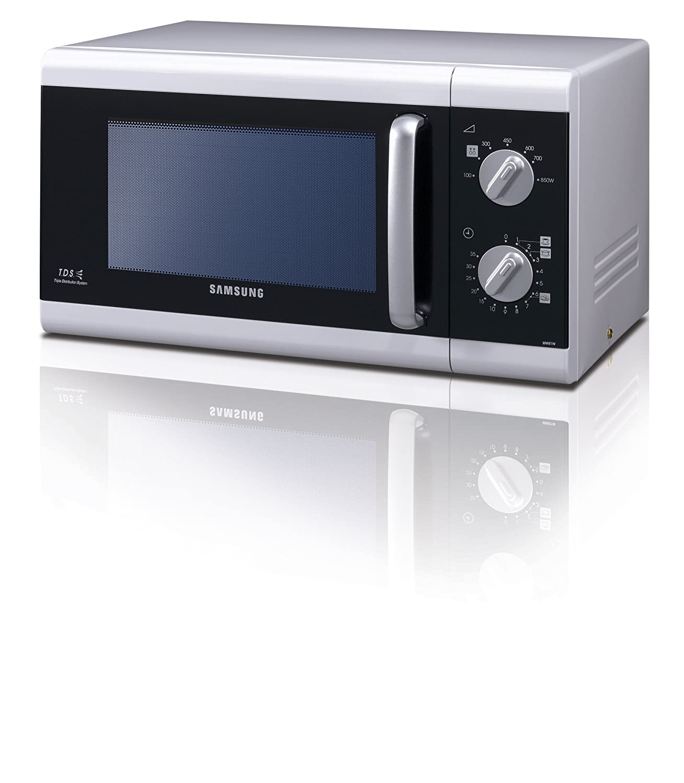 Samsung MW-81W-X, 230 v, 50 Hz, Negro, Blanco, 489 x 402 x 275 mm ...