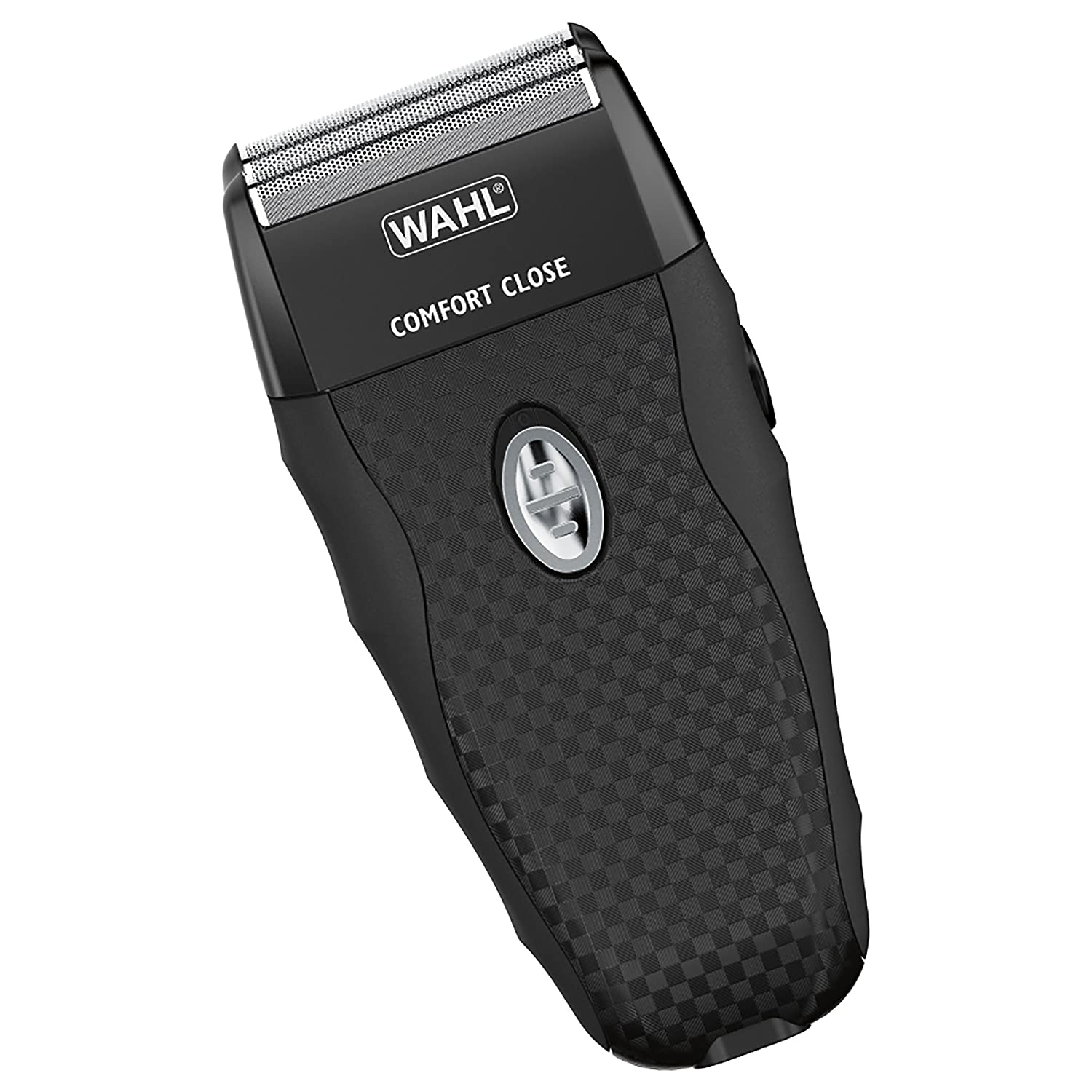 Wahl FlexShave Rechargeable dual foil shaver with 3 replacement foils for shaving, balding, shave, grooming, and razor with full width popup trimmer 7367-300 Wahl Clipper Corp 7367300