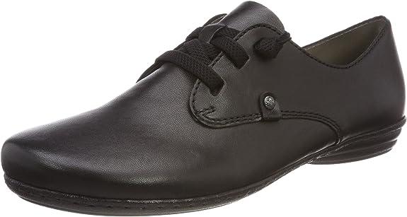 Rieker 51993 Schuhe Damen Halbschuhe Ballerinas Slipper
