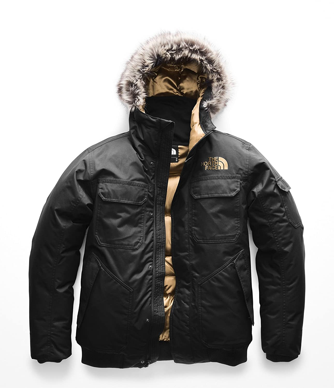 The North Face Men s Gotham Jacket III at Amazon Men s Clothing store  54256ad9f