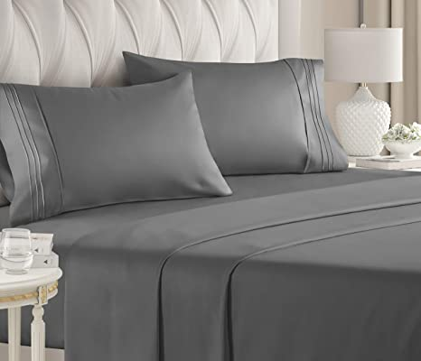 LUXURY COTTON FLANNELETTE SHEET COMPLETE SETS  CHOICE OF SIZES AND COLOURS