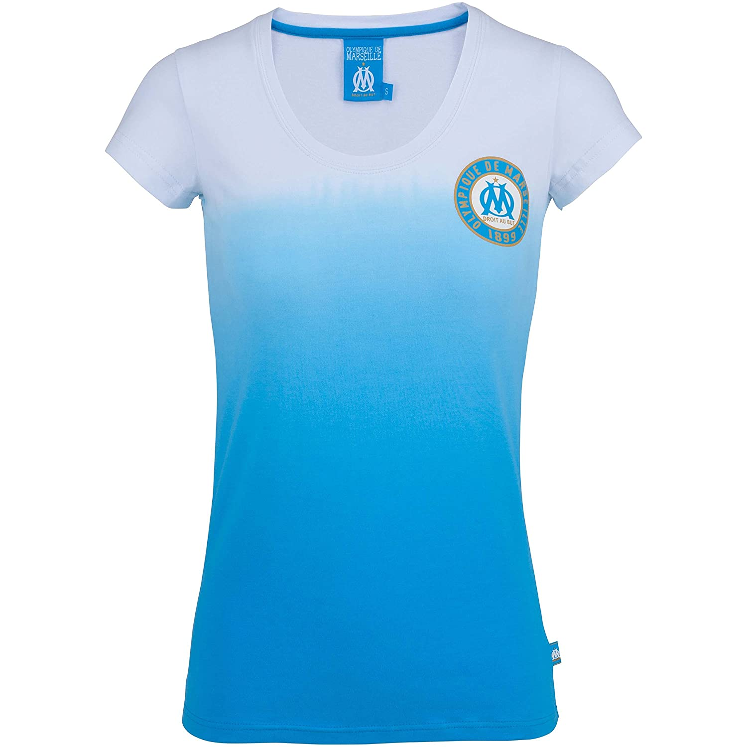 T Shirt Om Collection Officielle Olympique De Marseille Taille