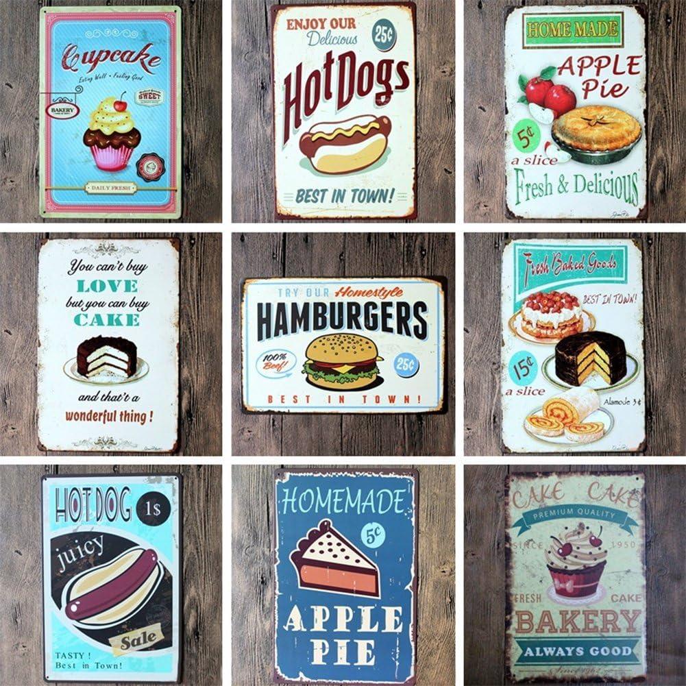 Cuisine & Maison Ameublement et décoration Poster Métallique