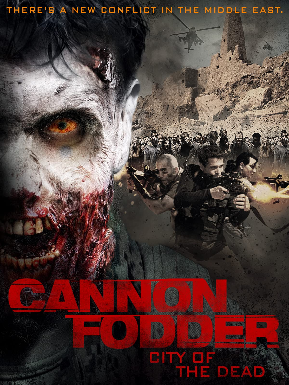 Cannon Fodder City of the Dead