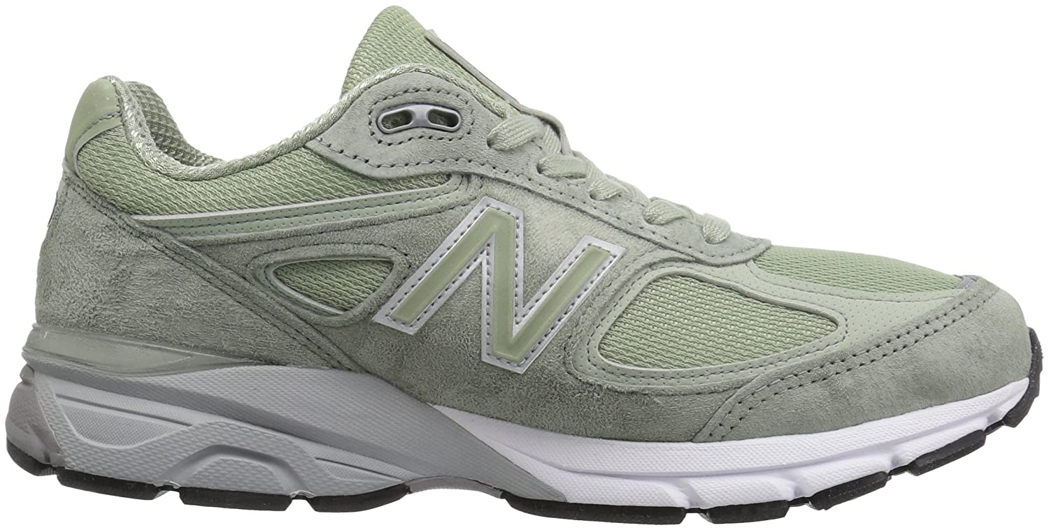 New Shoe Balance Women's 990v4 Running Shoe New B0751NVLBC 5 B(M) US|Silver Mint/Silver Mint d42f5f