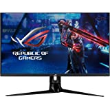 """ASUS ROG Swift PG329Q 32"""" Gaming Monitor, 1440P WQHD (2560x1440), Fast IPS, 175Hz (Supports 144Hz), 1ms, G-SYNC Compatible, E"""