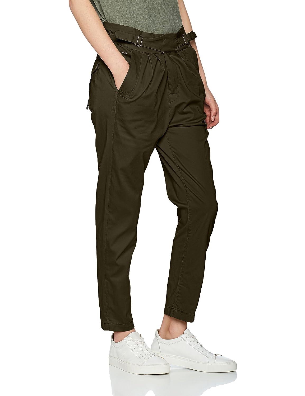 Pants Star G FemmeAmazon Army Mid Hose Waist Raw Boyfriend Bronson wiTXOPkZu