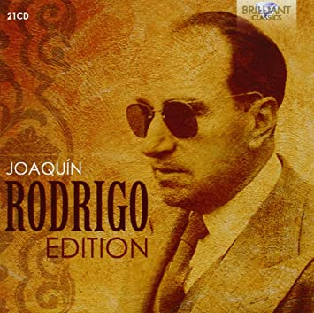 Joaquin Rodrigo Edition: Joaquin Rodrigo, Joaquín Rodrigo: Amazon ...