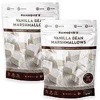 Hammonds Candies Gourmet Vanilla Bean Marshmallows 2 Bags. Marshmallow Candy Great...