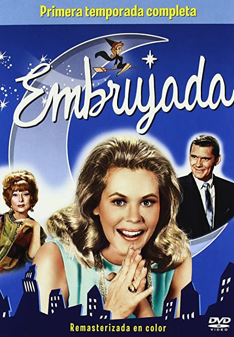 Embrujada T1 (4) [DVD]: Amazon.es: Elizabeth Montgomery, David White, Dick Sargent, Erin Murphy, David Lawrence, Diane Murphy, Agnes Moorehead, Dick York, Varios, Bruce Bilson, Richard Kinon, Ida Lupino, Ernest A. Losso, Russ