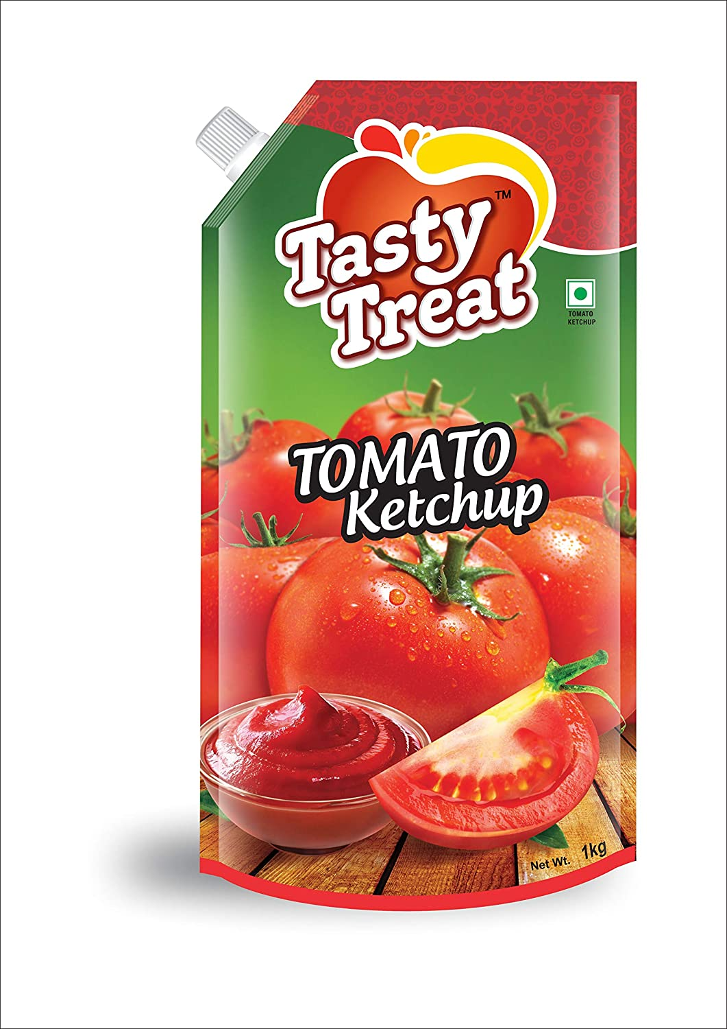 70% Off on Tasty Treat Tomato Ketchup, 950 g