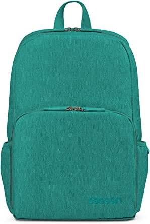 """Cocoon RECESS - Backpack and Organizer for Macbook Pro 15"""" / Backpack with iPad Compart / Light and Padded   Idrorepellent - 29.2x17.8x43.7 cm"""