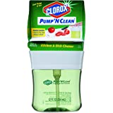 Clorox Pump 'N Clean for Kitchen, Citrus Scent, 12 Fluid Ounce