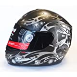 Viper RS-44 Teschio Casco da Moto