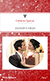 Zachary's Virgin (Christmas Book 18)