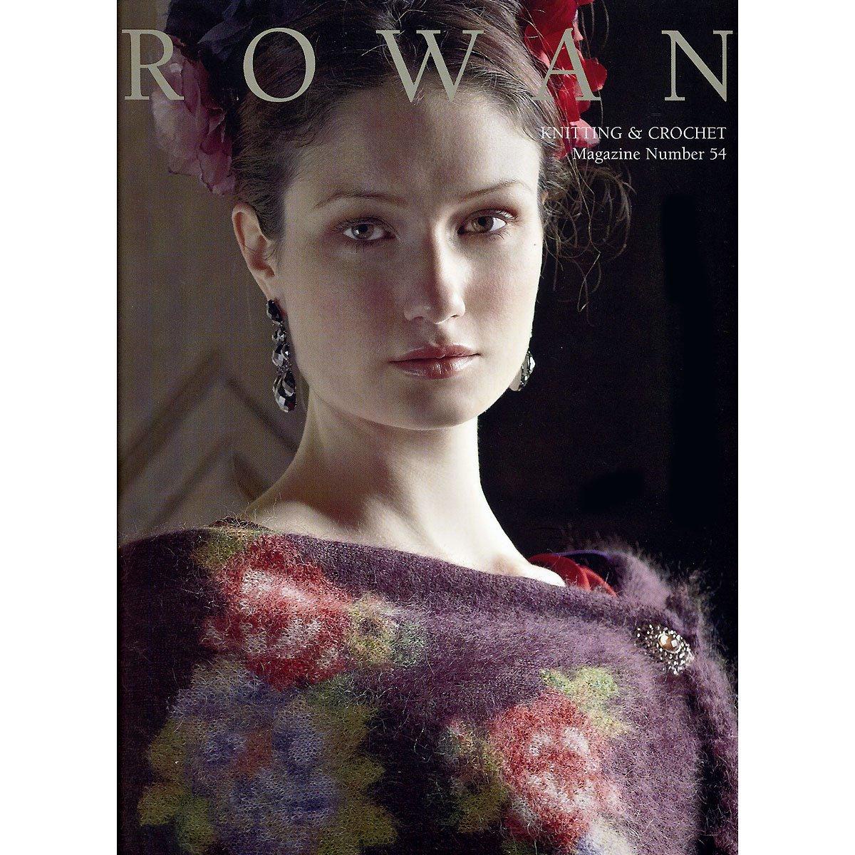 Rowan Knitting & Crochet Magazine 54 FW13