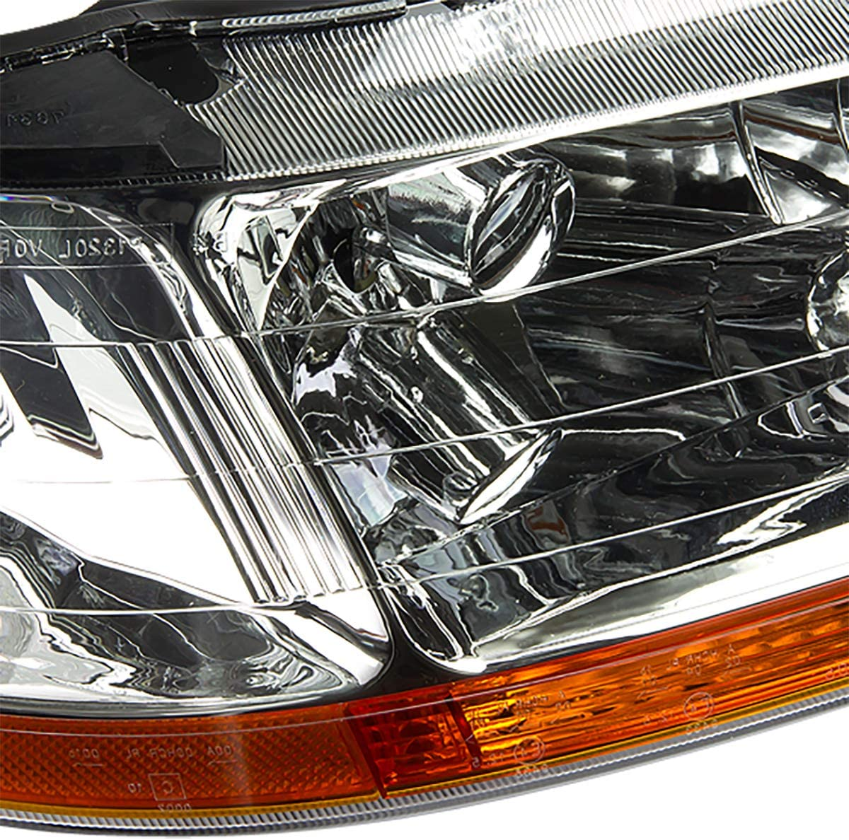 6 inch -Black 2010 Nissan PATHFINDER ARMADA Post mount spotlight Driver side WITH install kit 100W Halogen