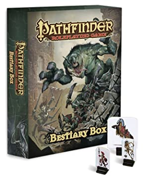 Pathfinder Pawns: Bestiary 1 Box (Pathfinder Roleplaying Game)