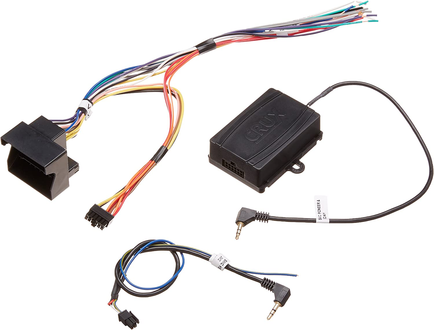 CRUX Radio Replacement Module for Select Volkswagen VehiclesSWRVW-52