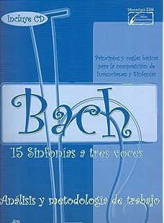 ENCLAVE - Bach: 15 Sinfonias a 3 Voces (Estudio Original, Analisis y Metodologia