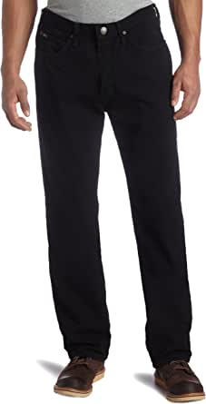 Lee Men's Relaxed Fit Straight Leg Jean Pants