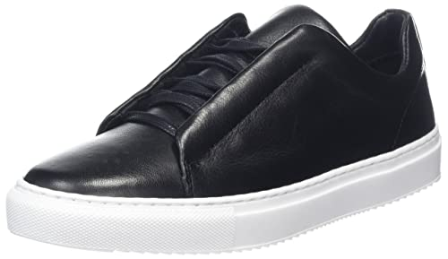e7fe504c7db Bianco Women s Hidden Leather Lace Up Trainers  Amazon.co.uk  Shoes ...
