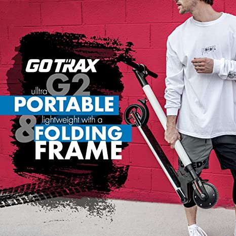 Amazon.com: GOTRAX G2 Scooter eléctrico - 12.5+MPH ...