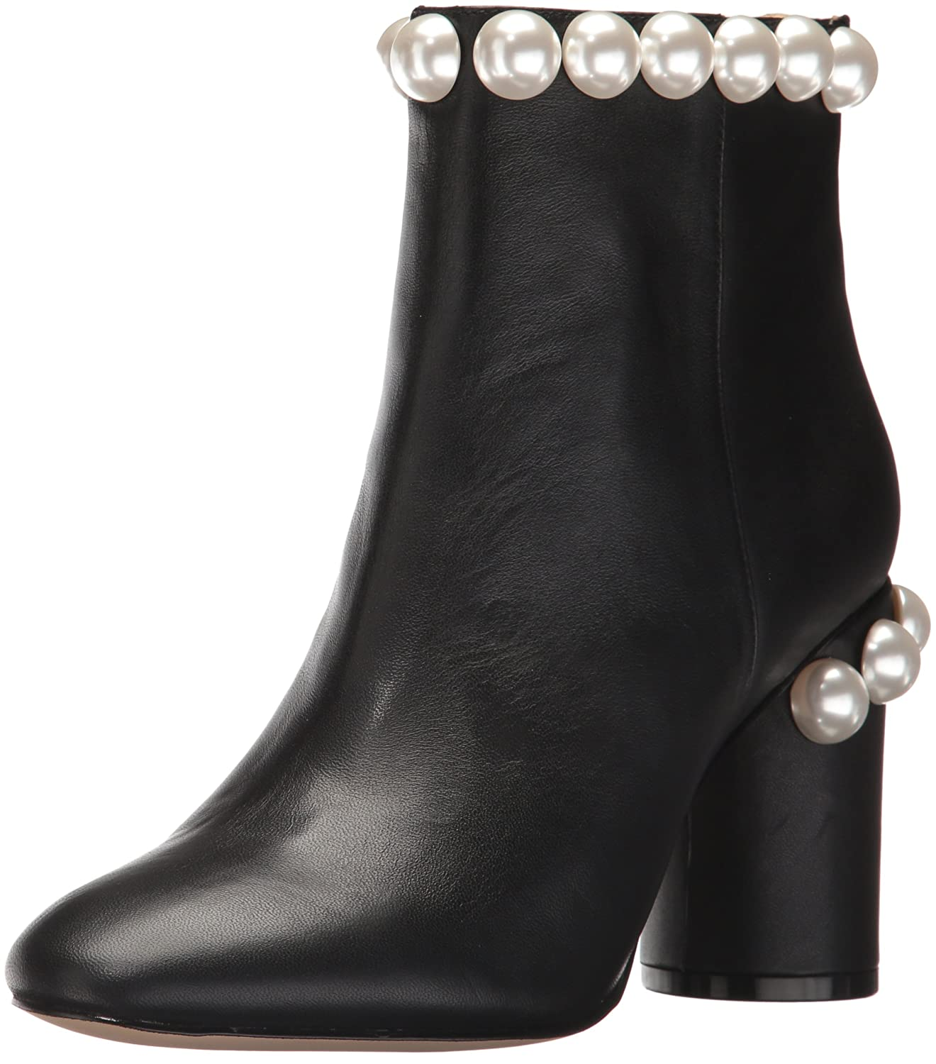 Katy Perry Women's The Opearl Ankle Boot B06XDGX7KR 6.5 M US Black