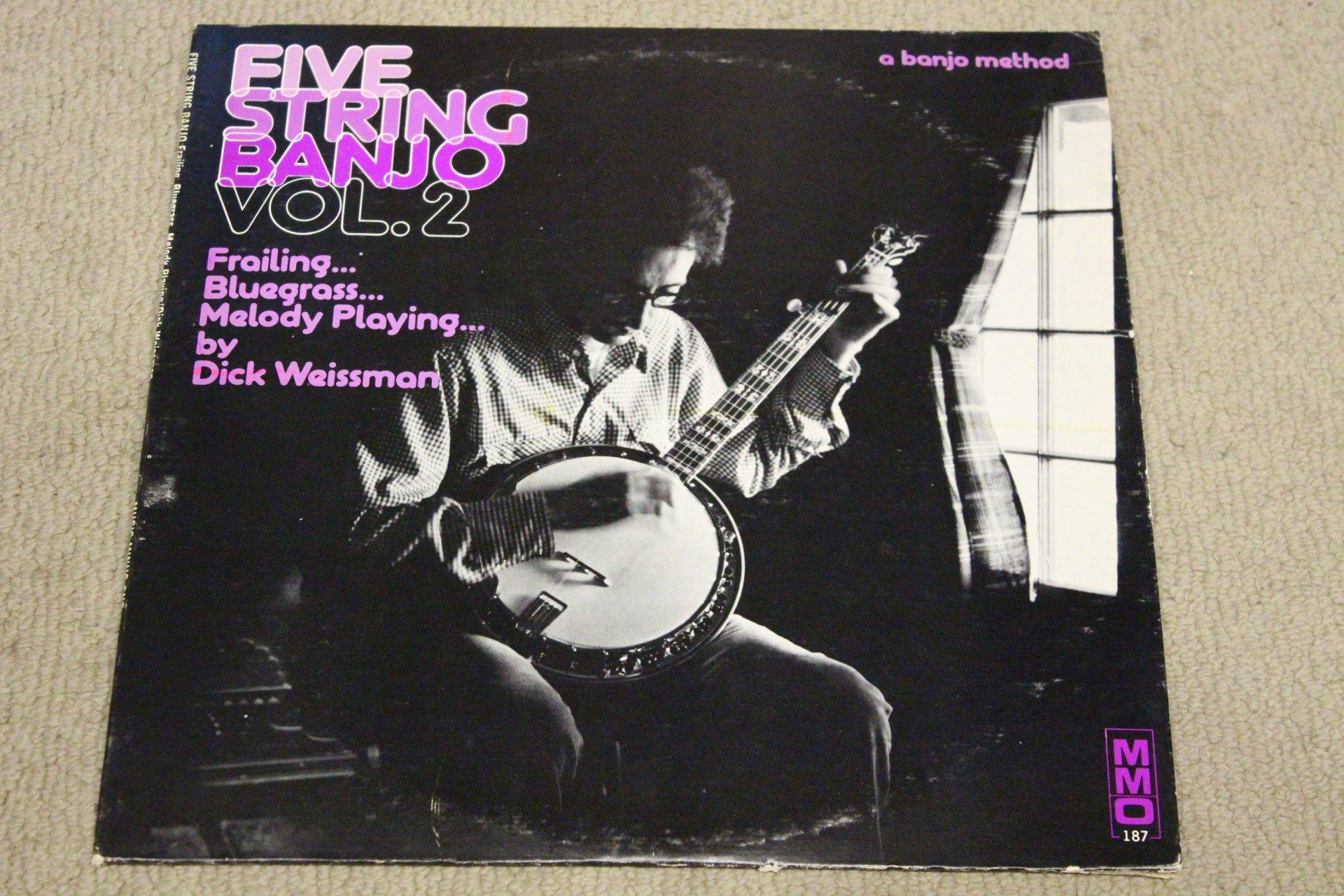 Five String Banjo Vol. 2 by MMO