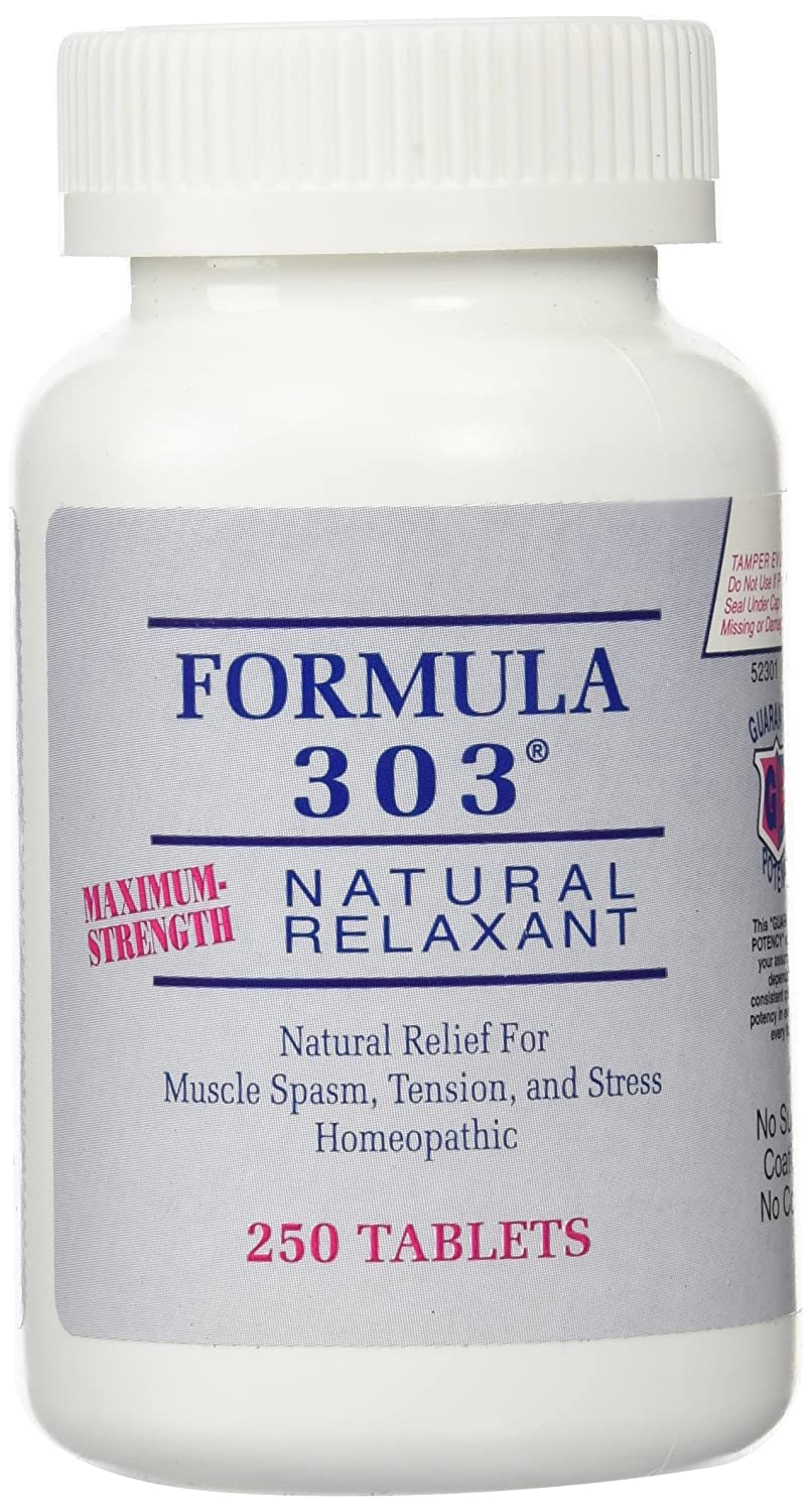 Amazon Com Dee Cee Labs Formula 303 Maximum Strength Natural
