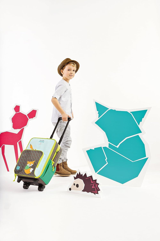 Lassig Kids Kindergarten Backpack Little Tree Fox