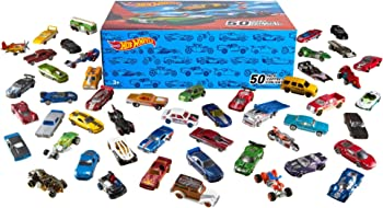 50-Pk Hot Wheels Basic Cars