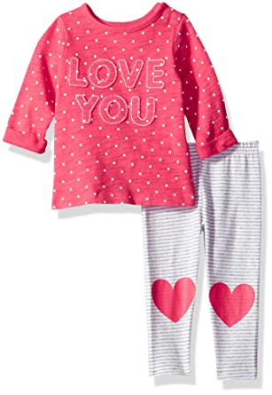 78f201784 Amazon.com  Carter s Baby Girls  2 Piece Sets  Clothing
