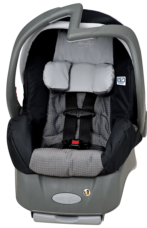 Amazon.com : Evenflo Embrace LX Infant Car Seat, Metro (Discontinued ...