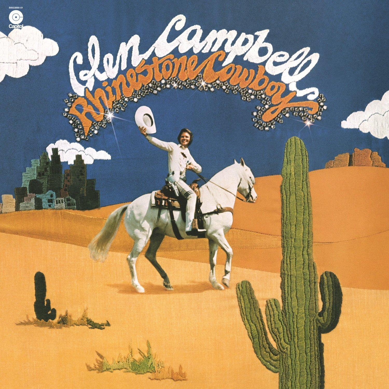 Glen Campbell - Rhinestone Cowboy - Amazon.com Music
