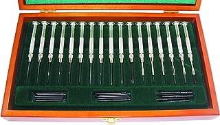product image for Moody Tools 73-0232 Chromium Vanadium Steel Screwdriver Set, 32-Piece