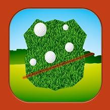 Golf Field Slicer : le 18ème trou un grand nombre de boule dans le tournoi - édition gold