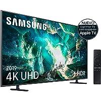 """Samsung 4K UHD 2019 55RU8005 - Smart TV de 55"""" con Resolución 4K UHD, Wide Viewing Angle, HDR (HDR10+), Procesador 4K, One Remote Control, Apps en Exclusiva y Compatible con Alexa"""