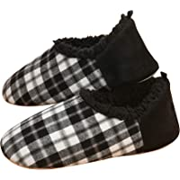 Slumbies Womens Slippers - Mixed Media - Cozy Slippers for Women